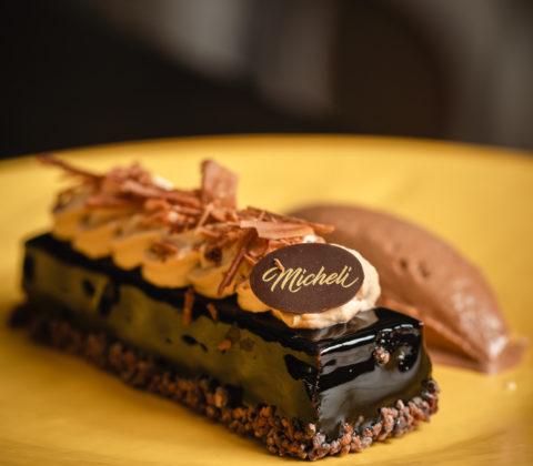 M Restaurant Bar Genève Royal Chocolat Litchi - Micheli